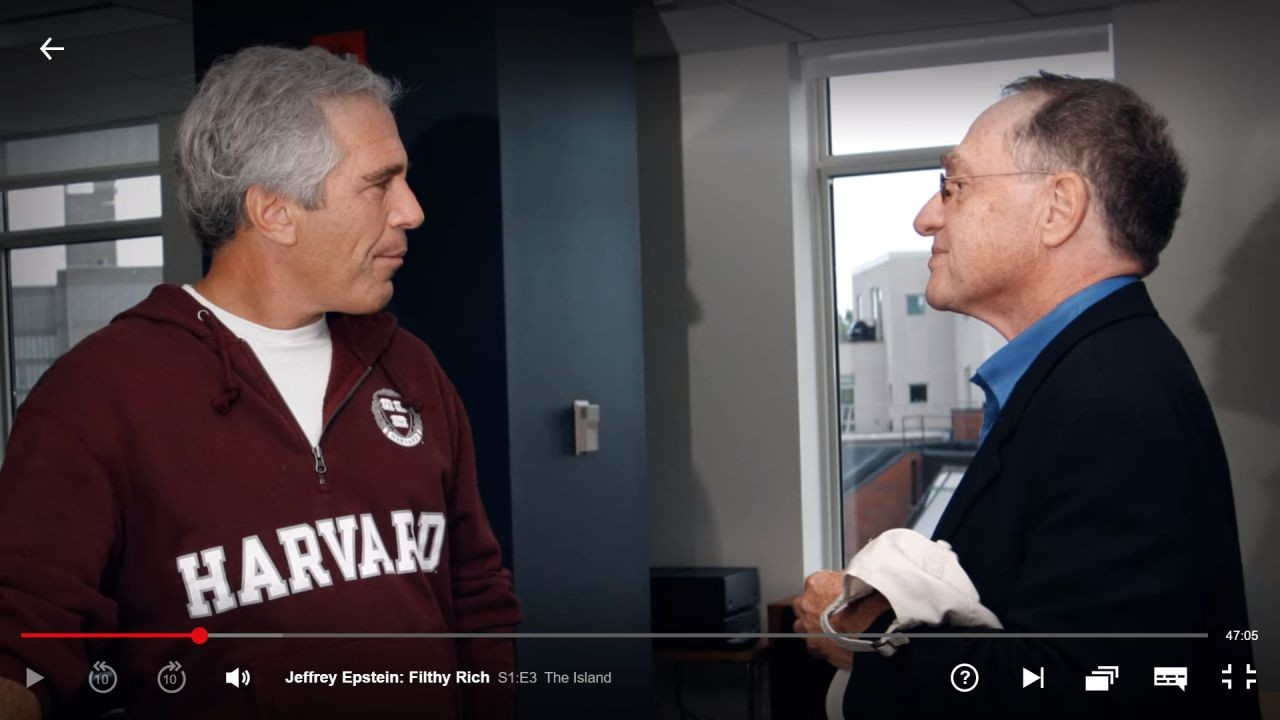 About the Jewish men in Jeffrey Epstein's orbit